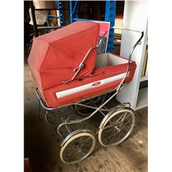 Red Baby Buggy