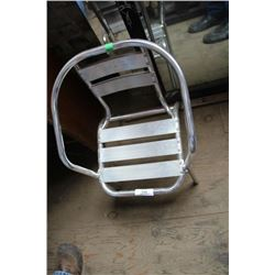 Aluminum Style Kids Patio Chair