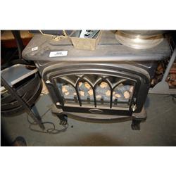 Reproduction Electric Fireplace