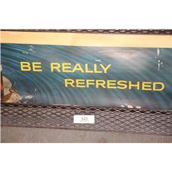 2 Coke Frames, 1 Panel