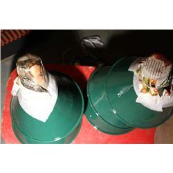 5 Reproduction Green Shades