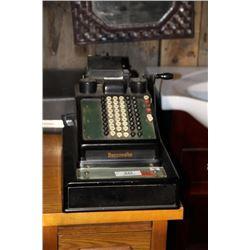 Vintage Burroughs Comptometer