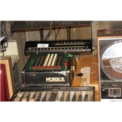 Vintage Monro Comptometer