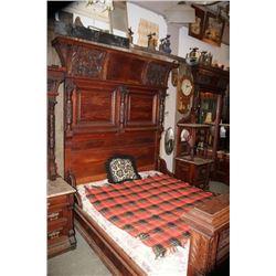 A Spectacular Victorian Period Bedroom Set