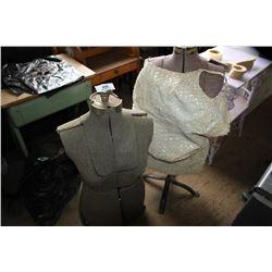 2 Dress Maker Stands/Judy