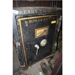 Henry Liersch (Mosler Safe Co)
