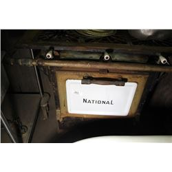 National 3 Burner Stove (Gas)