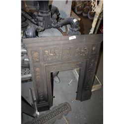 New Cast Iron Fire Place Surround