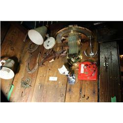 Job Lot-Lamps