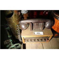 Office Phone Dictaphone
