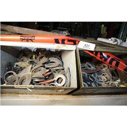 Bins Of Various Plumbing Parts