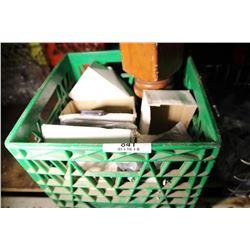 12 Crates Of Various Hardware