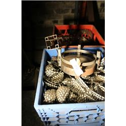 2 Crates Of Decorative Hardware