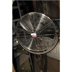 Dayton Floor Fan With 2 Wheels