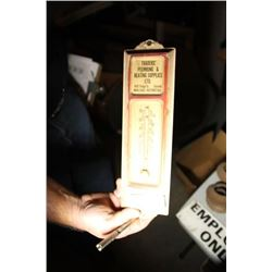 Traders Plumbing Supplies Thermometer