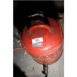 Safety Supply Can-Red