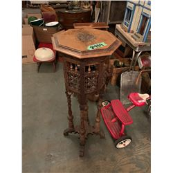 East Indian Lamp Table