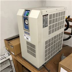 SMC AIR DRYER, MODEL IDFB11E-11N, 59SCFM, 150 PSI, SINGLE PHASE, 115 VAC