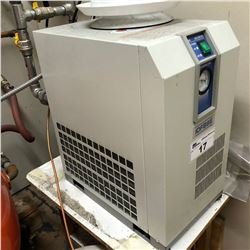 SMC AIR DRYER, MODEL IDFB6E-11N, 25SCFM, 150 PSI, SINGLE PHASE, 115 VAC