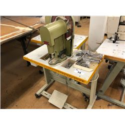 SHIU HUNG FAI NO. S-36 EYELET SNAP PRESS MACHINE AND STATION