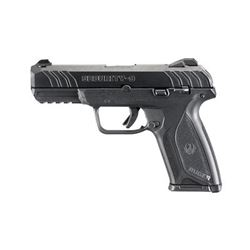 RUGER SEC-9 9MM 4  BL 15RD 3-DOT