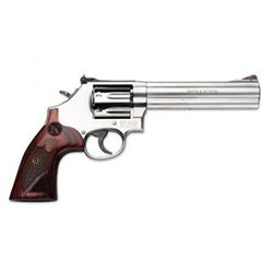 "S& W 686 PLUS DLX 6"" 357MG STS 7RD WD"