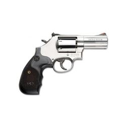 "S& W 686 PLUS DLX 3"" 357MG STS 7RD WD"
