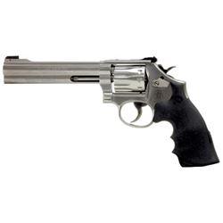 """S& W 617 6"""" 22LR STS TT 10 SHOT"""