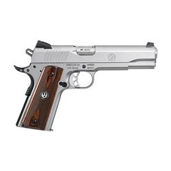 """RUGER SR1911 45ACP 5"""" STS 8RD"""