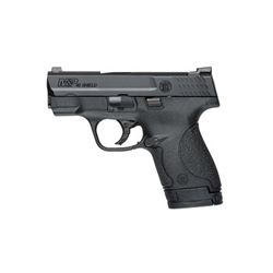S& W SHIELD 40SW BLK 6& 7RD NS