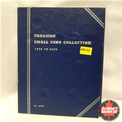 Canada 1¢ - 47 Coins: in Whitman folder, 1910-1967 (not there: 1922-1926 & 1936Dot)