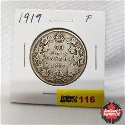 1919 Canada 50¢