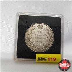 1936 Canada 50¢