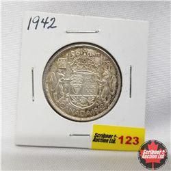 1942 Canada 50¢