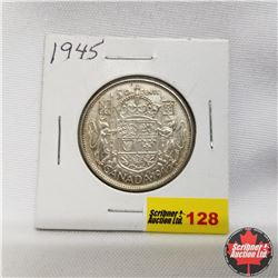 1945 Canada 50¢