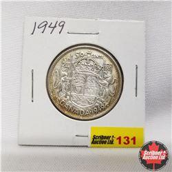 1949 Canada 50¢