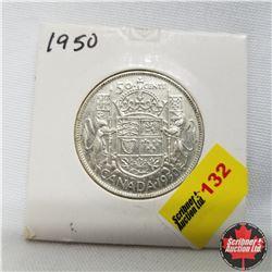 1950 Canada 50¢