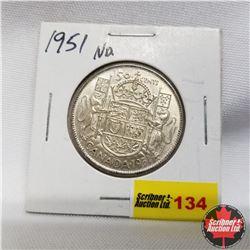 1951 Canada 50¢