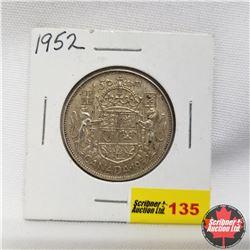 1952 Canada 50¢