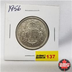1956 Canada 50¢
