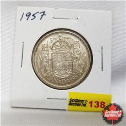 1957 Canada 50¢