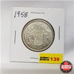 1958 Canada 50¢