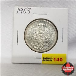 1959 Canada 50¢