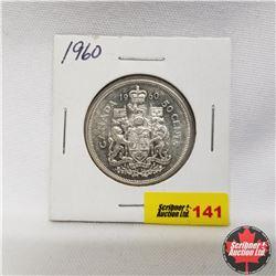 1960 Canada 50¢