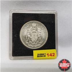 1961 Canada 50¢