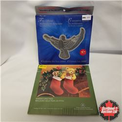 2000The Official Millennium Keepsake by Canada Post  & 2005 RCM Season's Greetings Gift Set