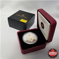 """2014 Canada $20 Fine Silver Coin """"Iconic Polar Bear"""""""