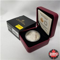 "2014 Canada $15 Fine Silver Coin ""Maple of Longevity"""