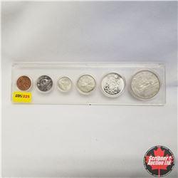 1966 Canada Year set - Hard Shell Case