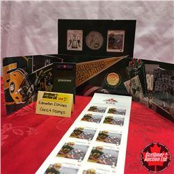 Edmonton Eskimos Coins & Stamps